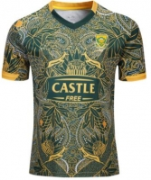 liser 100th Anniversary Commemorative Edition 2019 South Africa Jersey shirt South African 100th Anniversary rugby jerseys