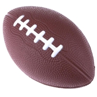 Mini Soft PU Foam American Football Ball Standard Rugby Anti-stress England France Italy EU EK US Rugby Soccer Squeeze Ball