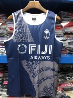 International League 2019 FIJI Home away rugby Jerseys League shirt Fiji 7s 2018/19 Rugby Shirt Training Singlet s-3xl