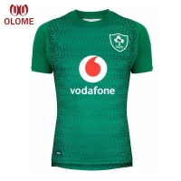 OLOME The Newest 2019 Irish World Cup Ireland Home/Away kits Rugby Jerseys Shirt Football Shirt