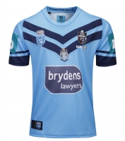 2019 nsw blues home pro jersey holden nswrl origins Rugby Jerseys New South Wales Rugby League jersey Holton shirt s-3xl