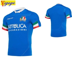 Yigege 2019 ITALIA home away Rugby Jerseys FIR shirt Italy national team League jersey S-3XL AAA