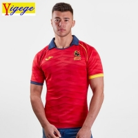 Spain 2019 Home Rugby Shirt national team rugby Jerseys League shirt Spain union shirts s-3xl