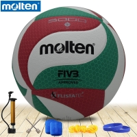 original molten volleyball  V5M5000 NEW Brand High Quality Genuine Molten PU Material Official Size 5 volleyball