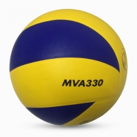 New Brand  size 5 PU Soft Touch volleyball official match MVA330 volleyballs ,High quality indoor training  volleyball  balls