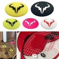 1 piece Tennis Racket Shock Absorber to Reduce Tenis Racquet Vibration Dampeners Raqueta Tenis Racket Accessories L0303