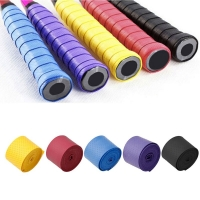 Absorb Sweat Breathable Anti-Slip Racket Bat Overgrip Roll Tennis Badminton Band