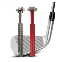 New Golf Slotting Sharpening Tool Pencil Sharpener Powerful Wedge Golf Club Alloy Golf Putter Accessories