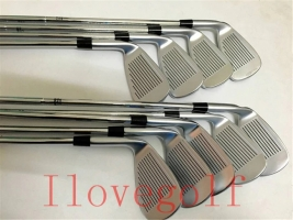 Hot Sale Golf Irons Set G700 Clubs Golf Irons G700 Irons Set 4-9SUW Dynamic Gold Steel Shafts DHL Free Shipping