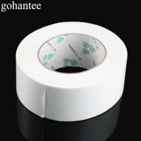 gohantee Professional White Golf Grip Double Sided Adhesive Club Tape Strips 2.36