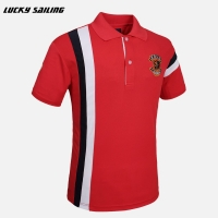 Men's Brand T-Shirt 2018 Men Golf Polo cotton tops & tees Short Sleeve Golf Shirts Breathable Quick Dry Fit Plus Size M-XXXL