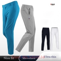 PGM Sportswear Profession Pant Ultra Thin TEE Pocket Long Pant Men Golf/Tennis Run  Slim Trousers Dry Fit Breathble Trousers
