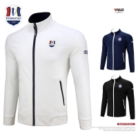 Jackets Golf Tennis Baseball Apparel Men Clothes Tops Men's Trench Coat Fall Winter Windproof Warm Waterproof Sports Jacket