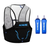 AONIJIE C932 Lightweight Backpack Running Vest Nylon Hydration Pack Bag Cycling Marathon Portable Ultralight Hiking 2.5L