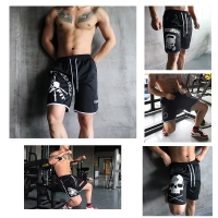 New Men Compression Shorts Bermuda Masculine Cycling Short Pants In Stock Quick-drying Breathable Marathon Running Shorts Men