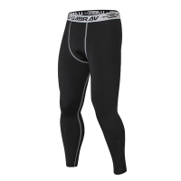 Man's Compression Basketball Pants Sports Tights Running Trousers Crossfit Pants Highly Elastic Fitness Bodybuilding Pants