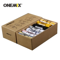 ONEMIX Men Week Socks Sports Running Socks Cotton Socks 7 Pairs/Lot 7 Days Wearing For Outdoor Jogging Walking Ship On Random