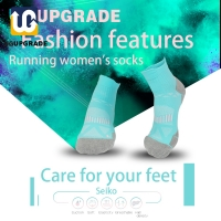 UG Women Running Socks Professional Sport Riding Socks Basketball Badminton Hiking Racing Cycling Socks calcetines ciclismo