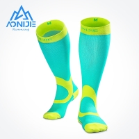 AONIJIE E4069 Compression Socks Stockings Athletic Fit for Running Marathon Soccer Cycling Nurses Shin Splints Sports Oudtoor