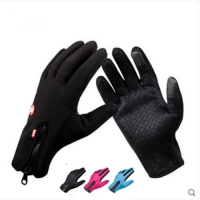 Touch Screen Windproof Waterproof Outdoor Sport Gloves Men Women Winter gloves Outdoor Sport Gloves army guantes running gloves