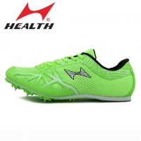 Health track and field for men spike Sprint running shoes students examination professional competition nail sport shoes 36-44