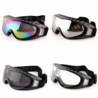 Tactical Eye Protection Goggles Army Military Paintball Airsoft CS Game Shooting Hunting Glasses Windproof Sunglasses Eyewear