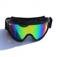 Ski Glasses Cross-country Dustproof Anti - Shock Protective Goggles Built-in glasses allow