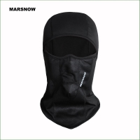 TH04 Winter Face Mask Cap Thermal Fleece Ski Mask Face Snowboard Shield Hat Cold Headwear Cycling Face Mask Fiter Scarf