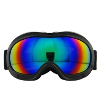 2018 Various Style Skiing Glasses Anti Fog And Double Mirror Glasses For Children
