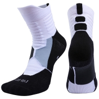Professional basketball socks tube deodorant Thermal Winter Thick Compression Ski Tubing Outdoor sports fitness Sweat Towel Sock