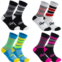 sport socks Unisex Cycling Socks Men Outdoor Mount Sports Wearproof Bike Footwear For Road Bike Socks Running Basketball 4f