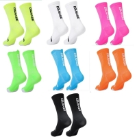 2018 High quality Professional brand sport socks Breathable Road Bicycle Socks Outdoor Sports Racing Cycling Sock 3c