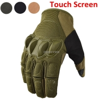 Tactical Gloves Military Army Paintball Airsoft Outdoor Sports Shooting Police Motocycle Racing Full Finger Gloves