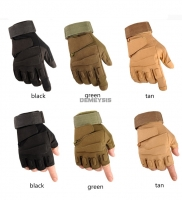 Half / Full Finger Tactical Gloves Outdoor Military Paintball Airsoft Shooting Sport Hunting Climbing Tactical Gloves