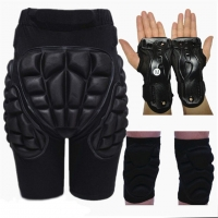 Skateboarding Shorts Child Sport Racing Skiing Safety Protective Motorcycle Snowboard Skating Roller Armor Pad Hip Protector Q16