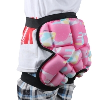 Roller Skating Learner Hip Padded Protective Shorts Kids Outdoor Bicycle Sports Scooter Skiing Snowboard Hip Guard Butt Pad