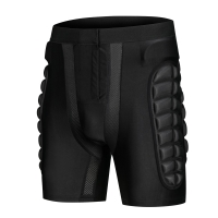 Hip Butt Protection Padded Shorts Motocross Shorts Protector Armor Short for Snowboarding Skating Skiing Riding Racing Equipment