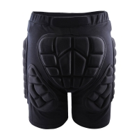 Men Women Ski Skate Snowboard Hip Pad Shorts Protective Hip Pad Padded Shorts Skiing Skating Snowboarding Impact Protection