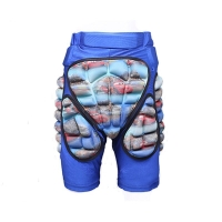 Children Snowboard Ski Skate Roller Hip Pad Protection EVA Skateboarding Sports Shorts Boys Girls Hip Padded Kids Impact Shorts
