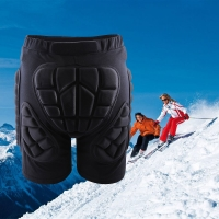Men Women Protective Hip Pad Padded Shorts Skiing Skating Snowboarding Impact Protection Ski Skate Snowboard Hip Pad Shorts