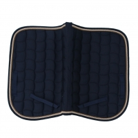 Jumping Event Shock Absorbing English Horse Saddle Pads Saddlecloths 69x50cm