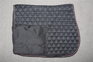 Aoud High Quality Horse Riding Saddle Pad Equestrian Dressage Saddle Pad Equestrian Saddle Pad For Horse