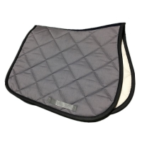 High Quality Quilted   Horse Saddle Pad,  Blue  Saddle Pads For Horse