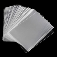 100pcs 60x90mm Card Sleeves Desk Protector For Magical Gathering Board Game New