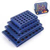 1 Set Connect 4 In A Line Board Game Children's Educational Toys For Kid Sports Entertainment Hot Sale