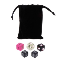 5pcs Sex Dice Fun Adult Erotic Love Sexy Posture Couple Lovers Humour Game Toy Novelty Party Gift Dices Beads