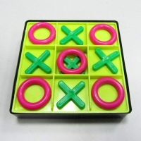 Parent-Child Interaction Leisure Board Game OX Chess Funny Developing Intelligent Educational Chess Games Drop Shipping