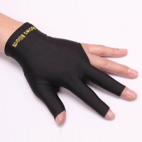 Billiards Three Finger Gloves Snooker Glove Special High Grade Fingerless Billiard Gloves High Quality Sports Equipment