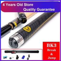 WOLFIGHTER 3142 Brand BK3 Pool Punch & Jump Cue 13mm Tip Billiard Stick Jump Cues Sport Handle 147cm Length China