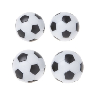 2pcs Resin Foosball Table Soccer Ball Indoor Games Fussball Football 32mm 36mm Table Football Games